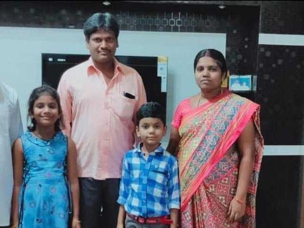 Support Narumalla Venkatramulu's Family