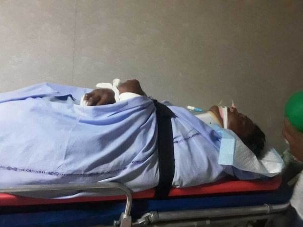 Support My Father To Recover From Accidental Injury