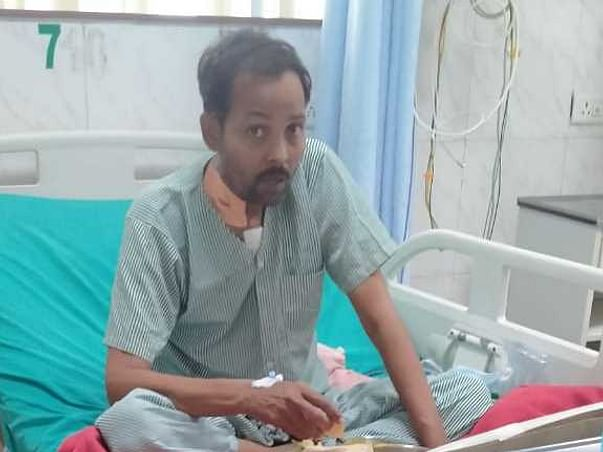 Help Sunil For His Heart Operation
