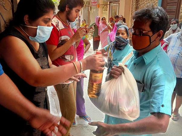 Help Us Arrange Food Packets, Ration Kits & Other Immediate Amenities