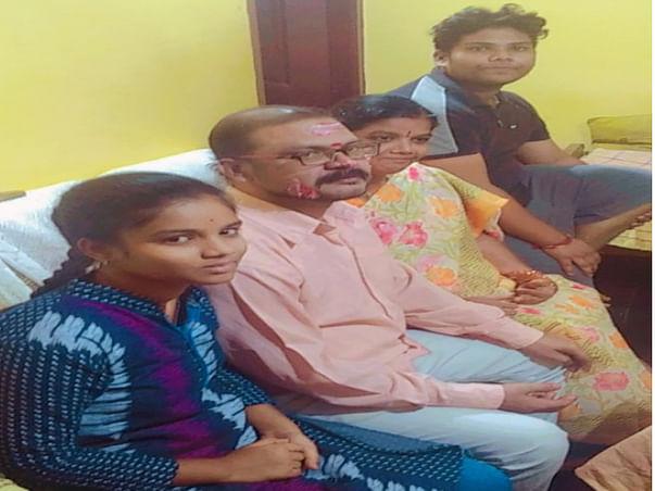 Help Srinivas Family From Covid Loss Of Parent
