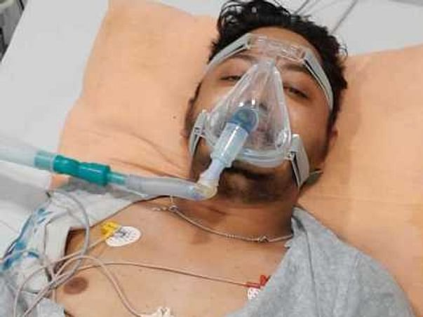 Abhishek Mohapatra To Recover From Covid19 and Ecmo