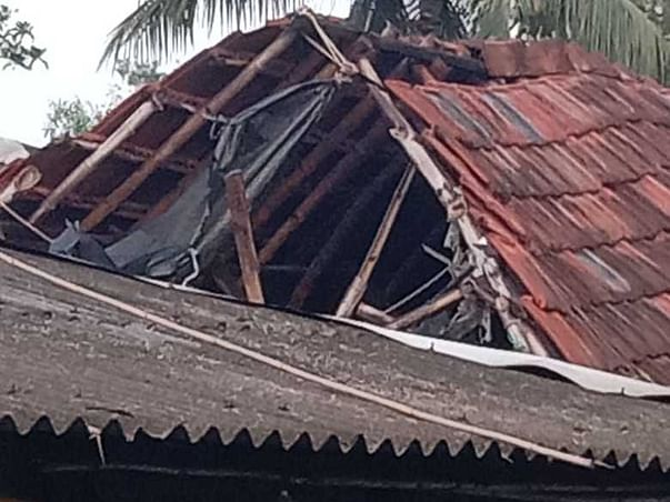 Help Shankar Re-Build Home Destroyed Due To Yaas