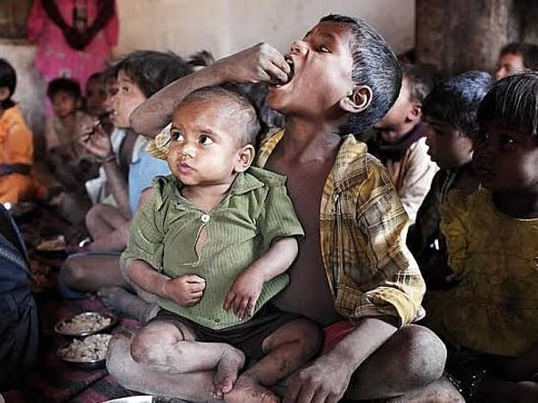 Help For Poor Childrens Education & Food