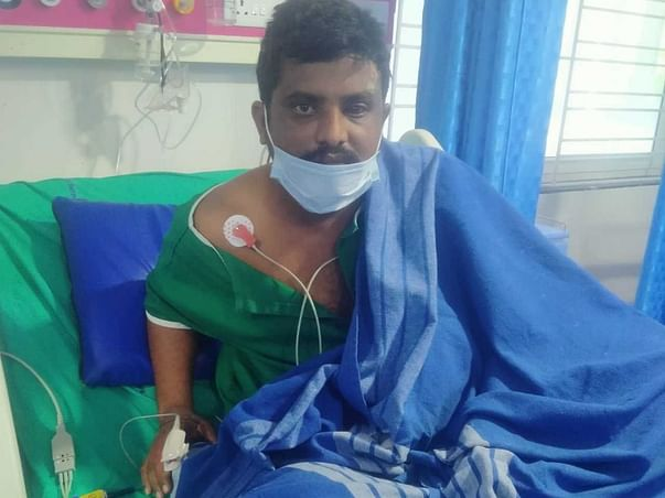 Support Rajesh Recover From Accident