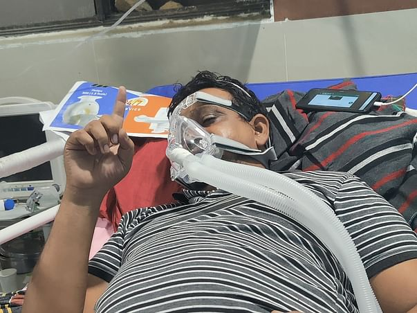 Support Md Aleem Ali Qureshi Recover From Coivd 19 Positive