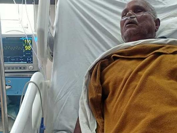 """Support Sagar Pahantasingh To Recover From """"Bile Duct Obstruction"""""""