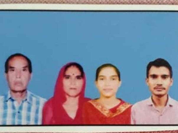 Help Heeralal Ji's Kids and Wife In His Absence