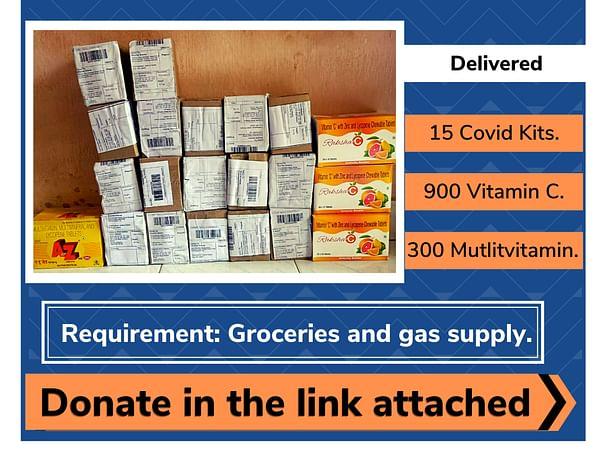Donate Essentials To Children In Need