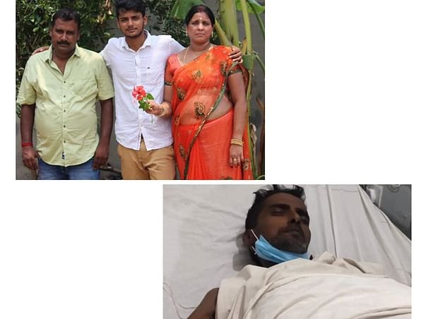Help Shubham To Raise This Amount For His Father's Liver Transplant