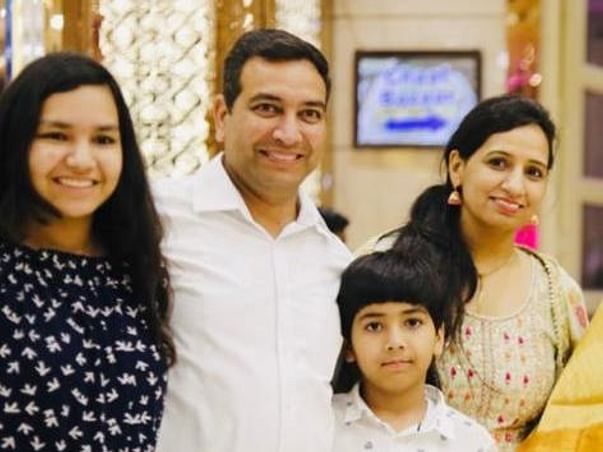 In memory of Late Alok Saini to support his family