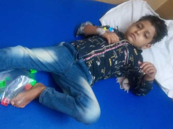 Help Chirayu Recover From Blood Cancer