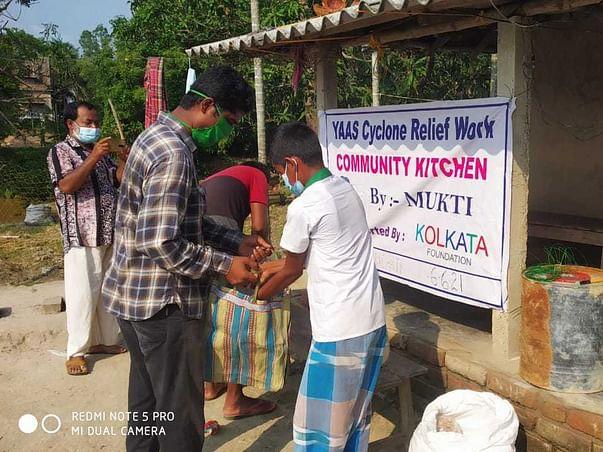 Cyclone Yaas- People of Sundarbans need all of you