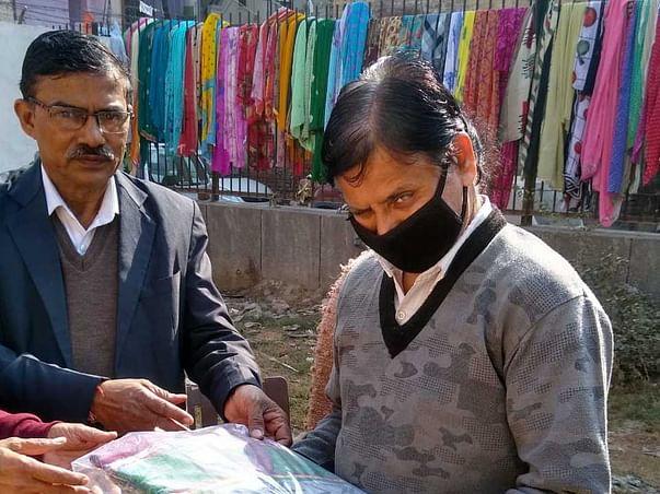 Urgent COVID 19 Relief Funds: Deep Blind Welfare Association