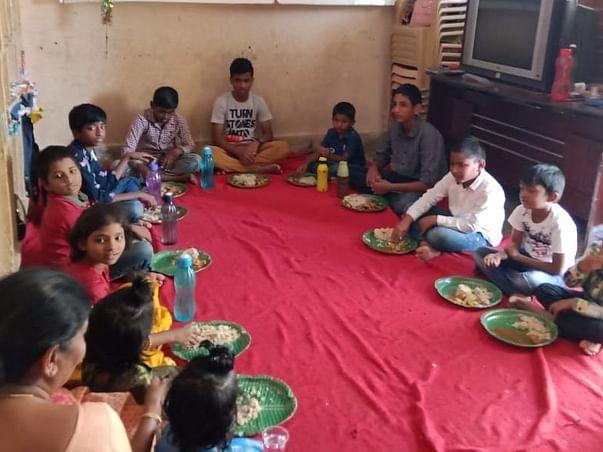 Help Orphan School Students To Get Food