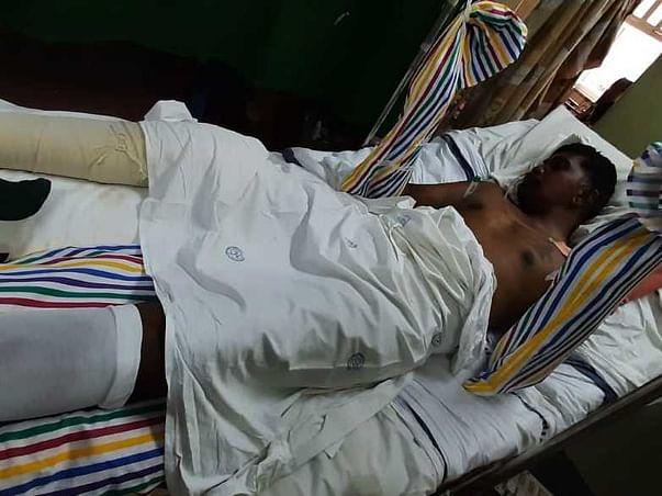 Help Velmurugan Mohan 34 yrs/O For Neuro, Ortho And Dental Operation