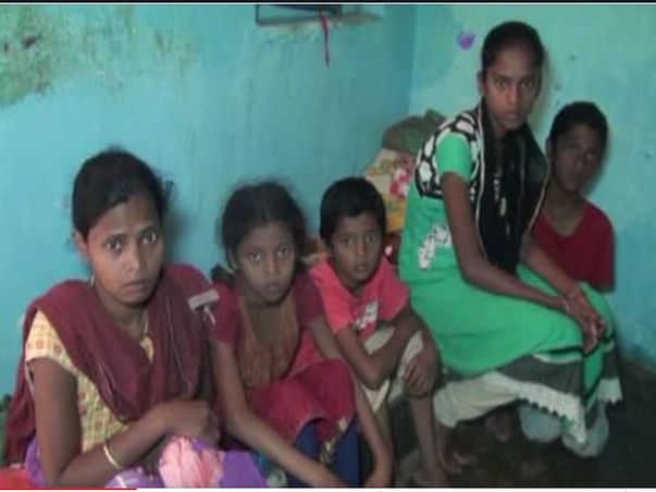Help Jamuna Muduli and her four children- a distressed family