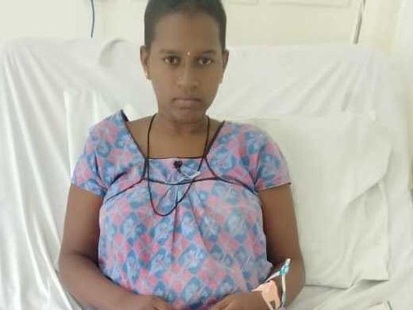 Support Bhavani To fight with Acute myeloid leukemia