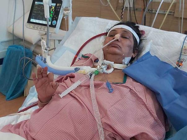 Help Sanjay & Vandana fight COVID Pneumonia & Respiratory Failure