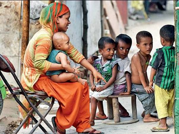 Supporting Refugees Of Delhi During Covid Times
