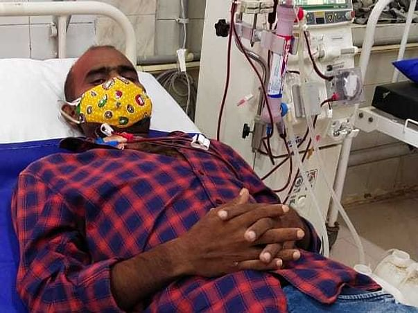 Jitun Das Is Suffering From Kidney(Renal) Failure.We Need Your Help