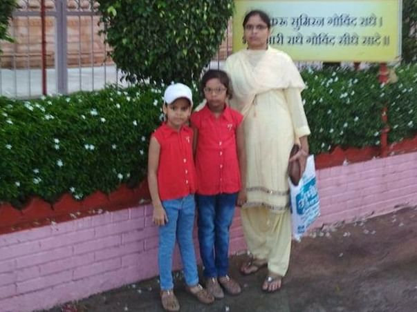 Please Support Bal Krishna's Two Little Daughters and his wife