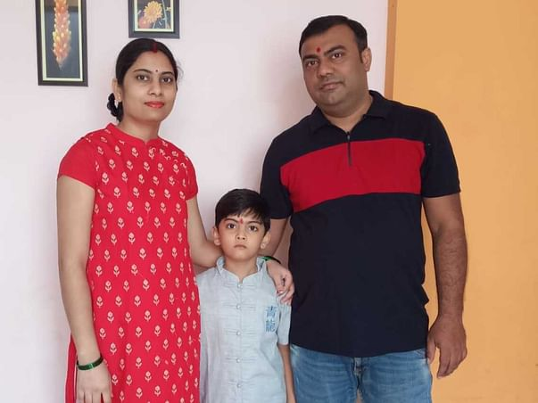 Let's Come Together To Help Alok Kumar's Family