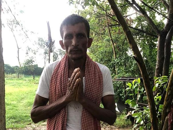 Help This Man And His Fellow Villagers Who Lost Their Home In Cyclone