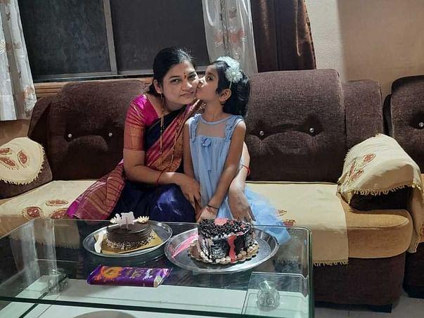 Help Save 5 Year Old Sanvi's Mom Anagha
