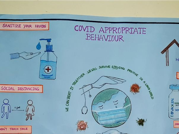 Covid awareness fund for oxygen