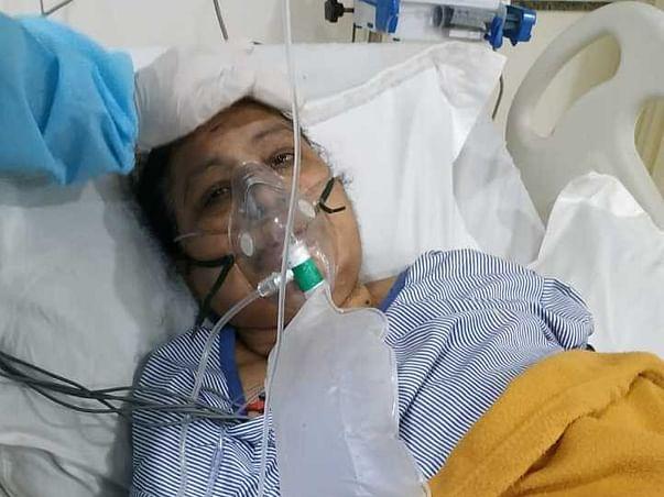 Help Sonam Lohia's Mother Fight COVID