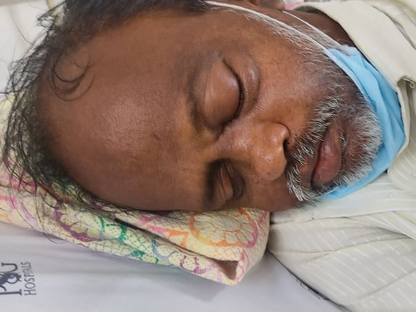 Loganathan Need Help To Fight Covid And Mucormycosis (black fungus)