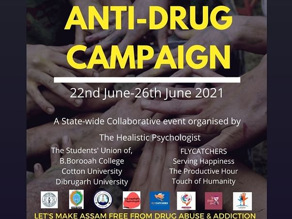 Anti-Drug Campaign Assam