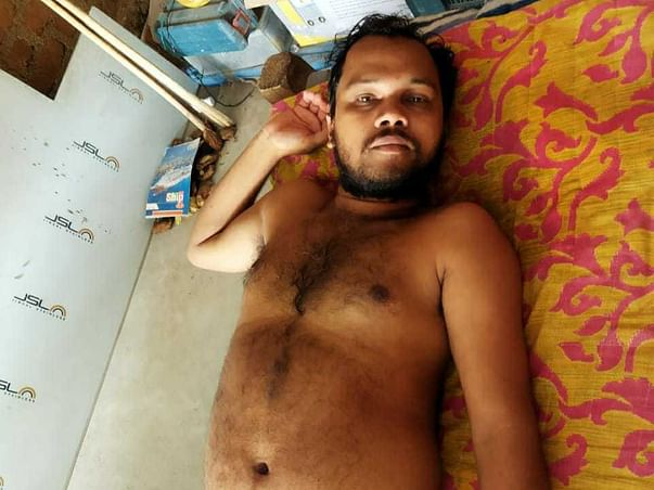 Support Sunil Meher To Recover From  Bronchopneumonia