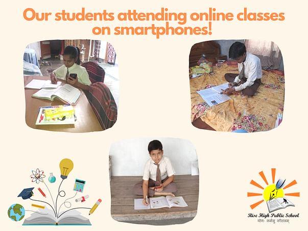 Help Poor Students Get Smartphones For Online Education