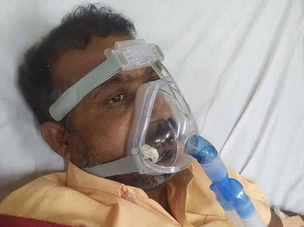 Please Help My Friend Hiralal Kamila Is Suffering From Covid Positive (lung infection)