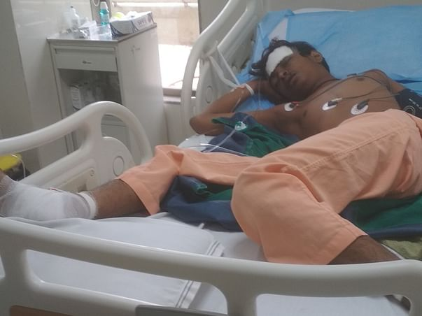 Help My Brother Recover From Brain Hemorrhage