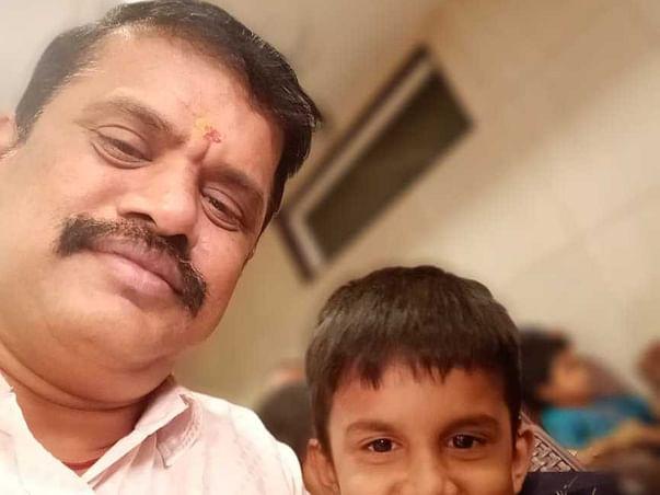 Support Vijay's Family