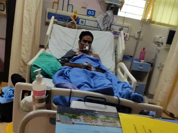 Help Jyoti Ranjan to Fight Against Covid