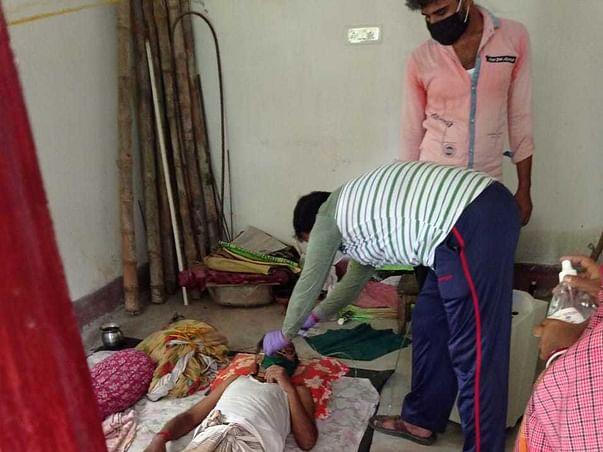 Help Rural Bengal To Combat Covid