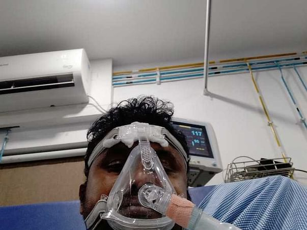 Help My Husband To Recover From Covid