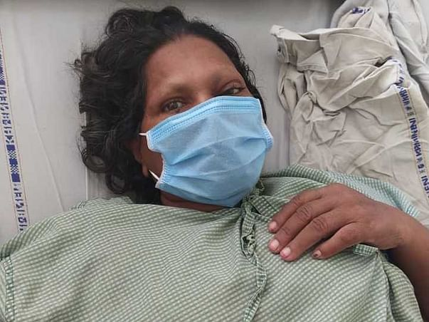 Help Nancharamma Recover From Black Fungus