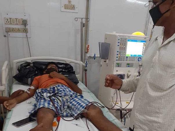 Support Surya Narayan  To Recover From Kidney Failure