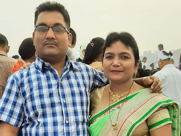 Support Family Of Santosh Kumar