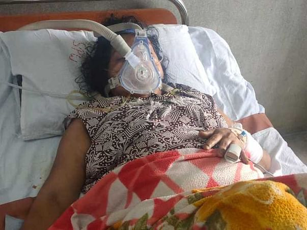 Support Sushma To Recover From Lungs failure