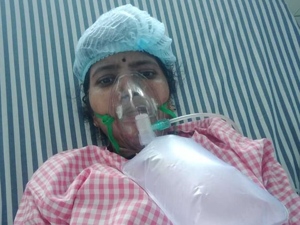 Please extend helping hands to Shashikala Londhe in the fight against Covid-19