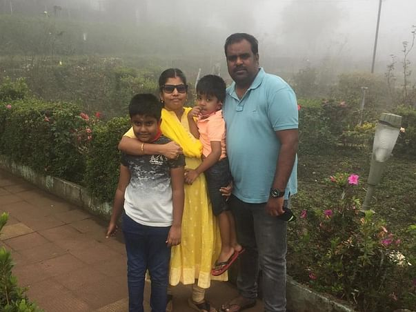 Remembering Sudhakar Jaypal & Supporting His Family