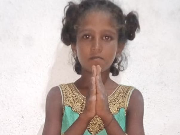Fund Raising To Help Orphan Girl Pooja -- For Her Future