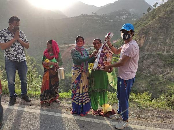 Uttarakhand Devbhumi Covid Help