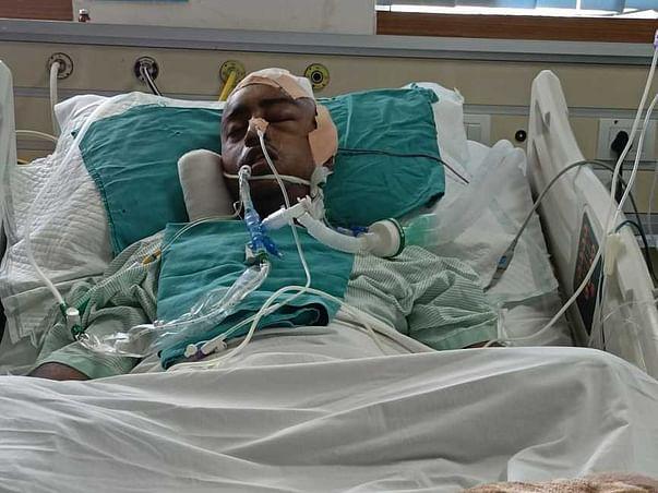 Help My Son Fight Brain Hemorrhage And Kidney Failure